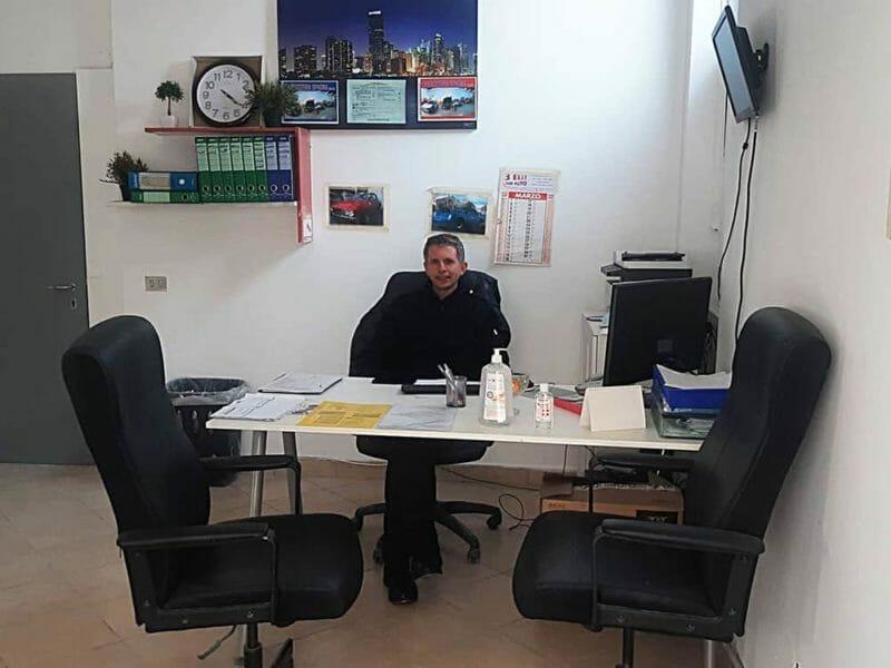 Ufficio della Carrozzeria Spagna